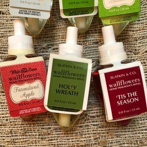 Bath & Body Works Accents - Bath & Body Works wallflower fragrance refills (6)
